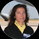 Becaria de la Fundación SENER, Elisabeta Bobolina