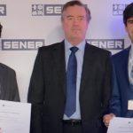 La Fundación SENER entrega el premio a la Mejor Tesis Doctoral a un doctor de la Universidad Carlos III de Madrid