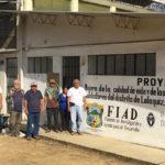 Los voluntarios de la Fundación SENER viajan a Perú para trabajar en un proyecto de mejora del proceso productivo del azúcar de caña