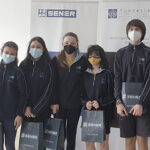 SENER and the SENER Foundation encourage careers in technology and science at the Urdaneta School in Loiu